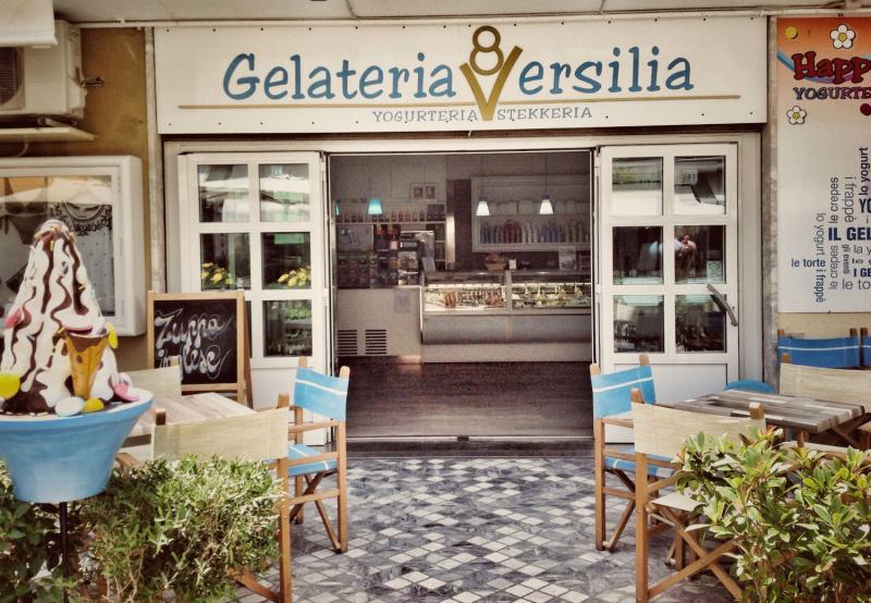 Gelateria Versilia 8