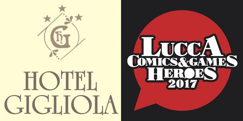 Offerta Camere dal 1 al 5 Novembre per il Lucca Comics 2017 da Hotel Gigliola a Lido di Camaiore