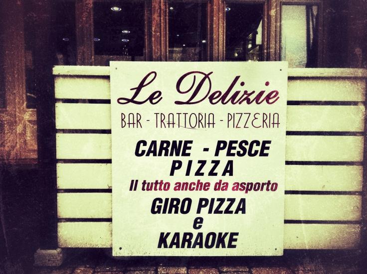 Pranzi di Lavoro da Ristorante Bar Trattoria Pizzeria Le Delizie a Viareggio